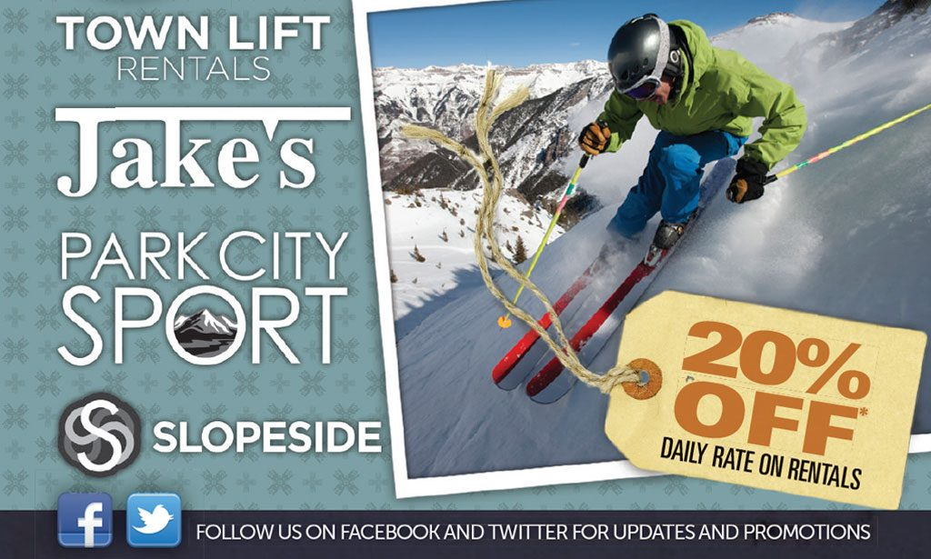 Slopeside Coupon